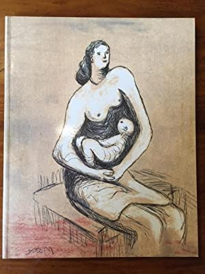 Mother and Child: Etchings: Moore, Henry and