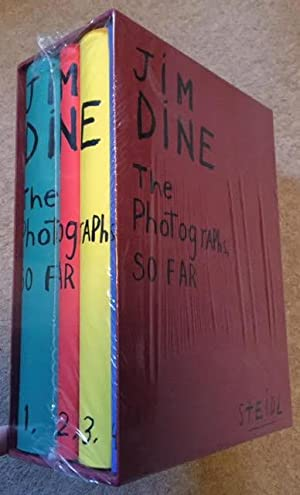 Jim Dine: The Photographs, So Far (Vol. 1 - 4)