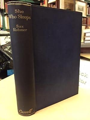 She Who Sleeps: Rohmer, Sax