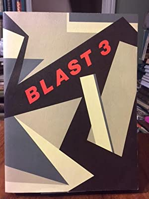 Blast 3: Cooney, Seamus, editor
