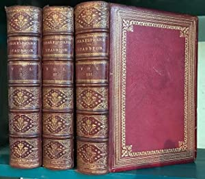 The Works of Shakespeare. In three volumes: Shakespeare, William and