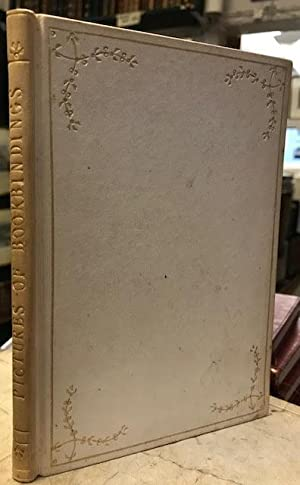 A Picture Book of Bookbindings : Part I: Before 1550 [and] Part II: 1550-1800. Two parts bound in...