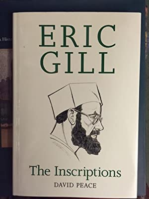 Eric Gill: The Inscriptions