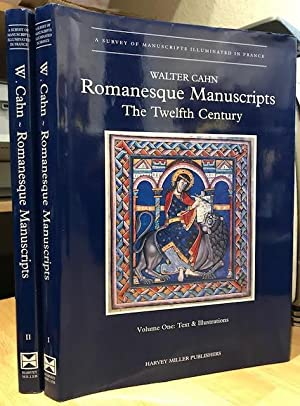 Romanesque Manuscripts : TheTwelfth Century. A Survey of Manuscripts Illuminated in France. In tw...