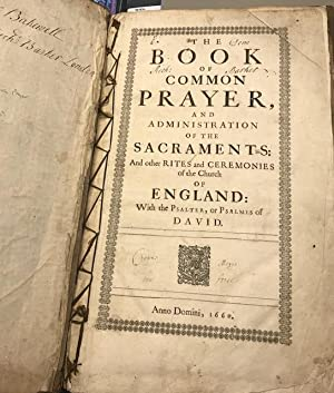 The Book of Common Prayer : And: Common Prayer