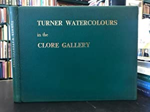 Turner Watercolours in the Clore Gallery