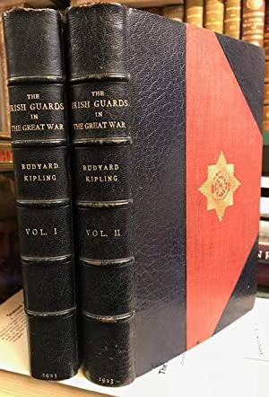 The Irish Guards in the Great War. In two volumes