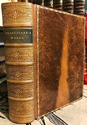 The Works of William Shakespeare : With Life, Glossary, etc. The