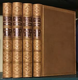 The Life and Letters of Washington Irving. In four volumes