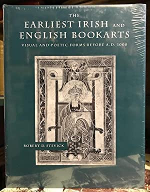 The Earliest Irish & English Bookarts - Visual & Poetic Forms Before A.D. 1000