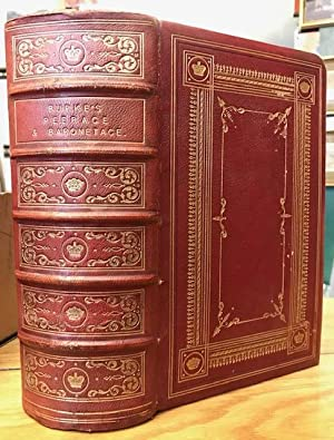 A Genealogical and Heraldic Dictionary of the Peerage and Baronetage . Forty-Fourth Edition