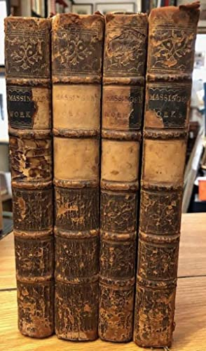 The Dramatic Works of Mr. Philip Massinger, Compleat. In four volumes