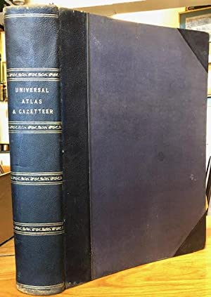 The Harmsworth Universal Atlas and Gazetteer