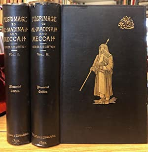 Personal Narrative of a Pilgrimage to Al-Madinah & Meccah. In two volumes