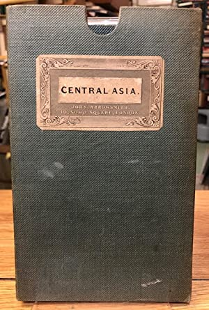 Folding Map : Central Asia : Comprising Bokhara, Cabool, Persia, The River Indus, & Countries Eas...