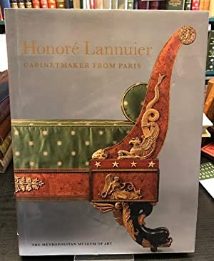 Honore Lannuier, Cabinet Maker from Paris: The Life and Work of a French Ebeniste in Federal New ...