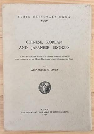 Chinese, Korean, and Japanese Bronzes - A: Soper, Alexander C.