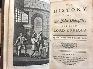The History of Sir John Oldcastle, the Good Lord Cobham