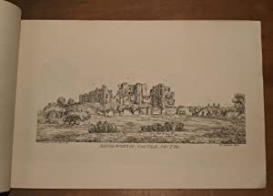 Kenilworth Castle in the 16th, 18th & 19th centuries, displayed in thirteen lithographic prints...
