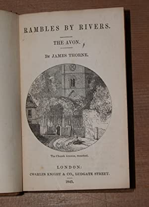 Rambles by rivers: the Avon: Thorne, James