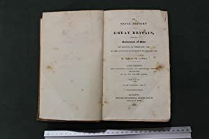 The naval history of Great Britain from the declaration of war by France in February 1793 to the ...