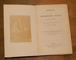 Memoirs of Archbishop Juxon and his times with a sketch of the Archbishop's parish Little ...