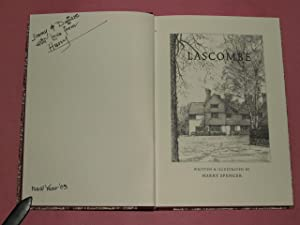 Lascombe - written & illustrated by Harry Spencer: Spencer, Harry