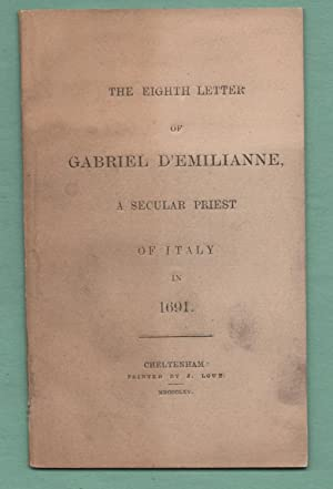 Of the corruption of the Italian priests and monks in their devotions, &c: D'Emilianne, Gabriel
