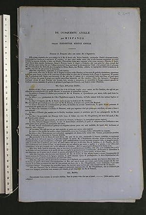 De conquestu Angliae per Hispanos tempore Elizabethae Reginae Angliae