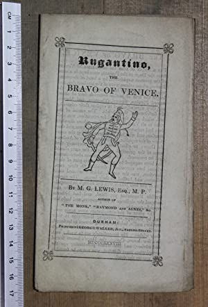 Rugantino the Bravo of Venice [ chapbook ]