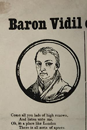 Baron Vidil on the mill - broadside ballad