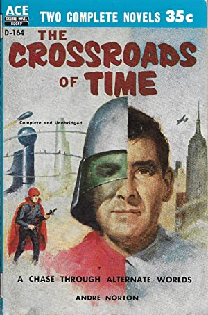 Mankind on the Run [with] The Crossroads: Dickson, Gordon R.