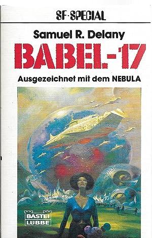 Babel-17: Science Fiction-Roman: Delany, Samuel R.