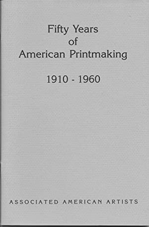 Fifty Years of American Printmaking, 1910-1960: November: Conway, Robert P.,