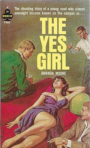 The Yes Girl: Moore, Amanda