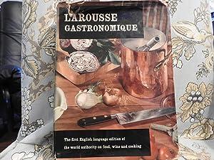 Larousse Gastronomique, Translated into English: Prosper Montagne'