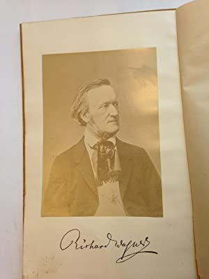 """Richard Wagner and his Poetical Work from """"Rienzi"""" to """"Parsifal"""": Judith ..."""