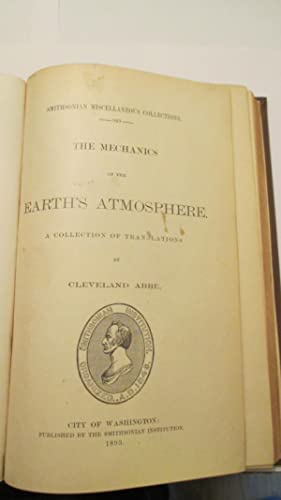 Mechanics of the Earth's Atmosphere: Cleveland Abbe