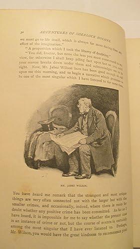The Adventures of Sherlock Holmes: A. Conan Doyle