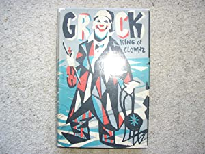 Grock, King of Clowns: Grock. Edited by