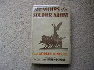 Memoirs of a Soldier Artist.: Capt. Adrian Jones.