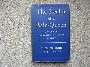 The Realm of a Rain-Queen, a study: E. Jensen Krige
