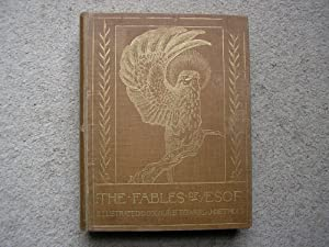The Fables of Aesop VERY GOOD COPY