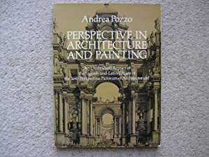 Perspective in Architecture & Painting. An Unabridged: Andrea Pozzo.