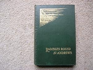 Nature Study Rambles Round St. Andrews.: John H. Wilson.