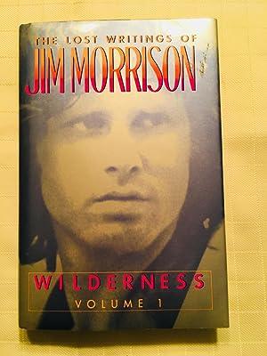 Wilderness: The Lost Writings of Jim Morrison: Morrison, Jim