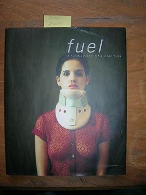 Fuel. a hundred and fifty page book. Gerhard Merzeder photographs. 1989 - 1997: Merzeder, Gerhard: