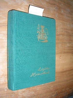 Ligister Heimatbuch. Herausgegeben im Festjahr 1964.: Autorengemeinschaft:
