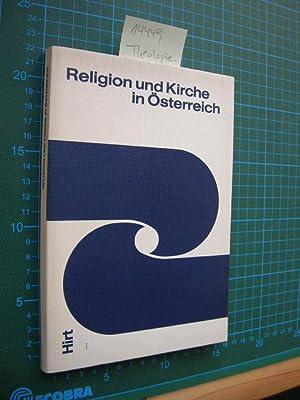 Religion und Kirche in Österreich.