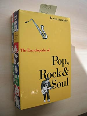 The Encyclopedia of Pop, Rock & Soul. Revised Edition.